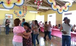 Festa do Idoso do projeto do CRAS