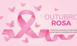 Outubro Rosa - Uma mensagem a todas as mulheres