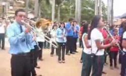 Tradicional Encontro de Bandas do município